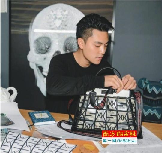 王令尘现在是别名艺术品珍藏家兼设计师。