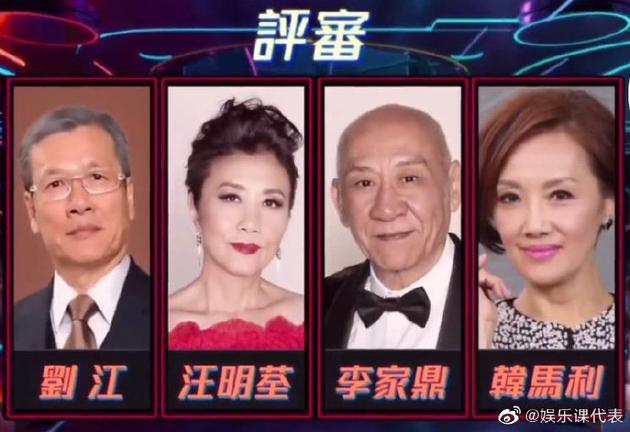 刘江重返TVB