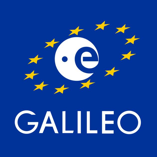 """歐盟的""""伽利略""""定位系統 圖自歐洲航天局"""