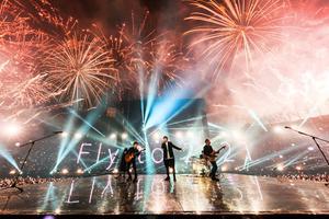 五月天周杰伦新年第一天合体 惊喜合唱三首热曲