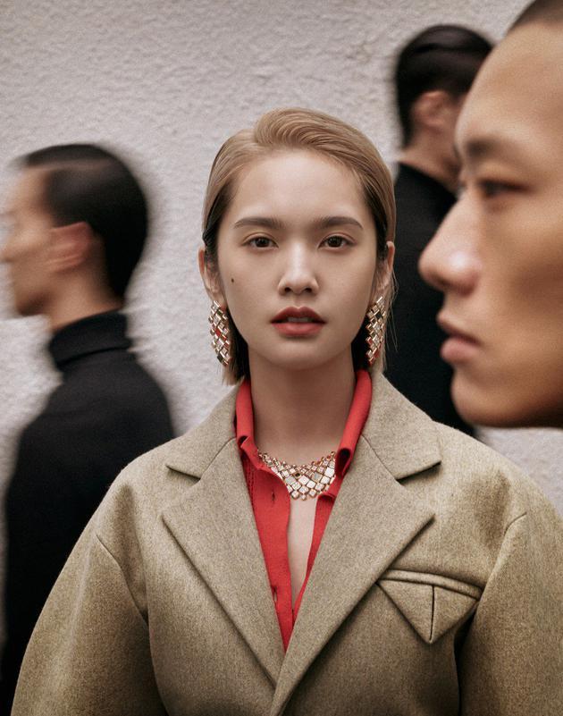 杨丞琳谈痛失挚友黄鸿升:没有遗憾 只是舍不得