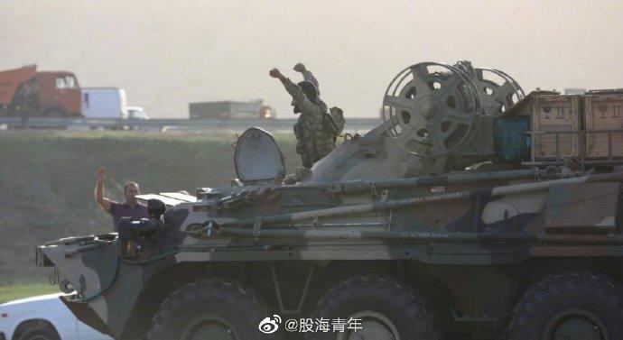 #中国驻阿塞拜疆大使馆发布安全提醒#双方也没宣战,所以这算是双方的小规模武装冲突还是两国的全面战争? 