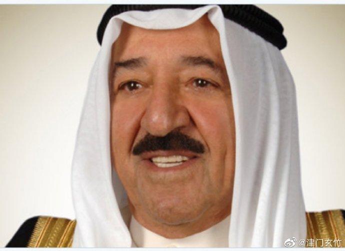 #科威特埃米尔去世#不了解这个人,愿一路走好!提醒一下,在美国疫情大爆发的当下,尽量不要去美国,生命至上,健康至上。 