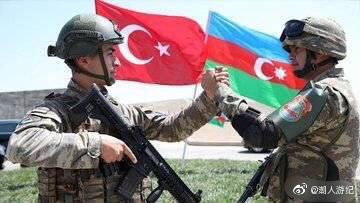 #阿塞拜疆多个地区进入战时状态# 战争与和平,当世界秩序发生变化的时候,任何一个因子都可能成为新的导火索,希望大战不要来得那么快,平稳些多发展几年吧。 