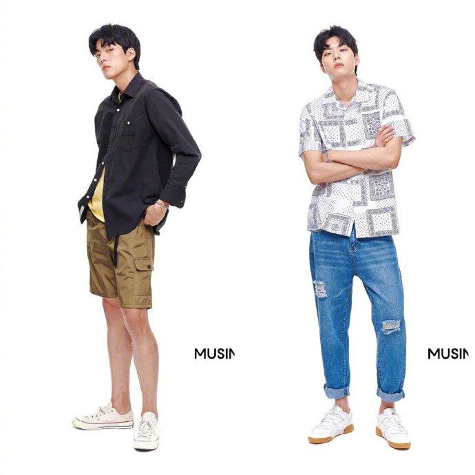 18套夏日韩系男友穿搭参考~ #不同场合怎么穿# 