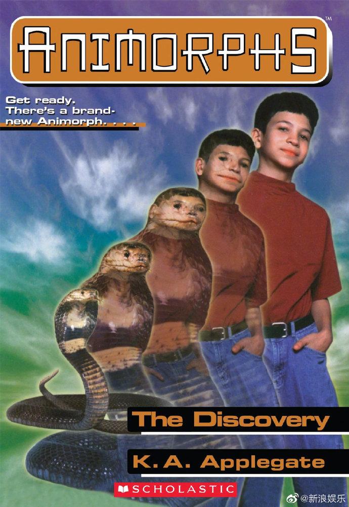 #动物变形人拍电影#这是你的童年回忆or噩梦吗?上世纪90年代的畅销儿童书系列《动物变形人》(Animorphs)将拍成一部真人电影,讲述5个青少年有一种能力:可以变成他们触碰了的任何动物。他们运用这种能力对抗外星人的秘密入侵,保卫地球。变身过程有点惊悚。。>> 