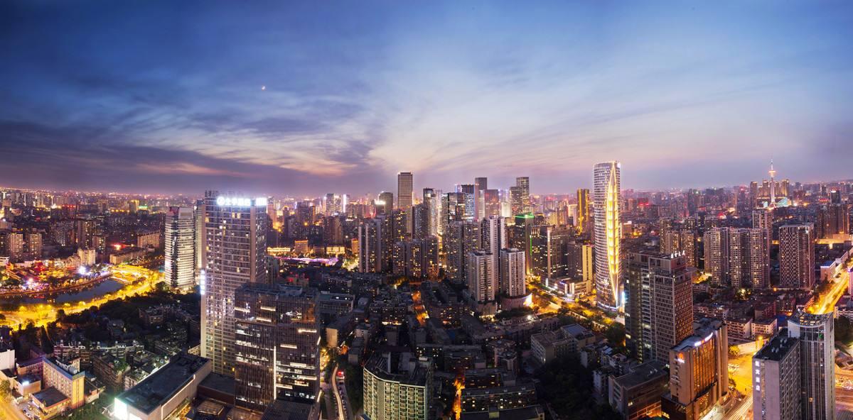 """财经资讯_成都为城市景观风貌划绿、蓝、紫""""三线""""_新浪四川_新浪网"""
