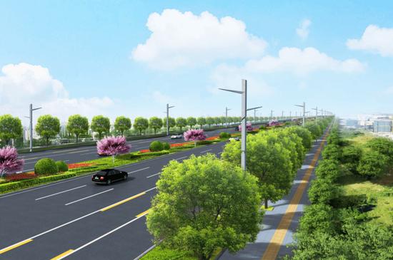 绵州大道改造方案来了 预计八月动工