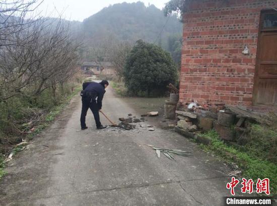 四川富順4.3級地震:有民房受損 未發現人員傷亡