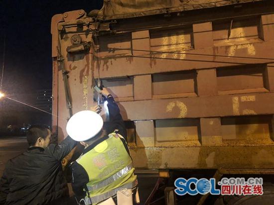 成都嚴查建筑垃圾違法違規處置行為 持續至明年2月底
