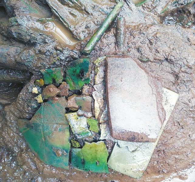 四川罗家坝新发现东周墓葬揭示神秘的古代巴国