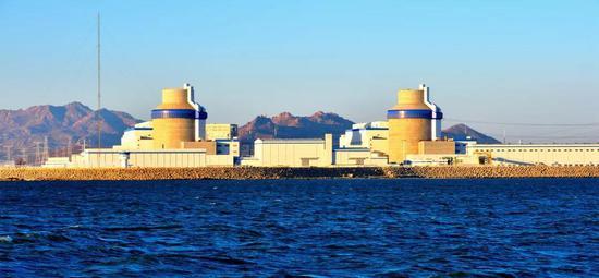 海阳核电1号机组商运一周年 1 2号两台机组累计发电203亿千瓦时