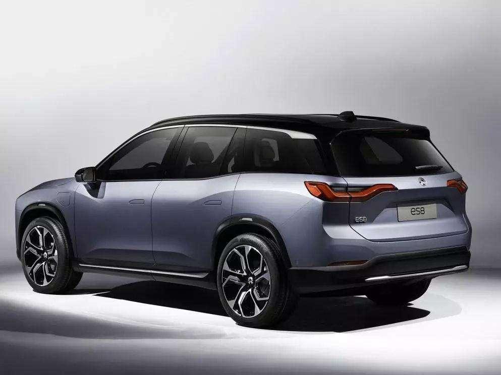 国产纯电动车品牌_国产纯电动车首款车型在沪交付 号称中国版特斯拉