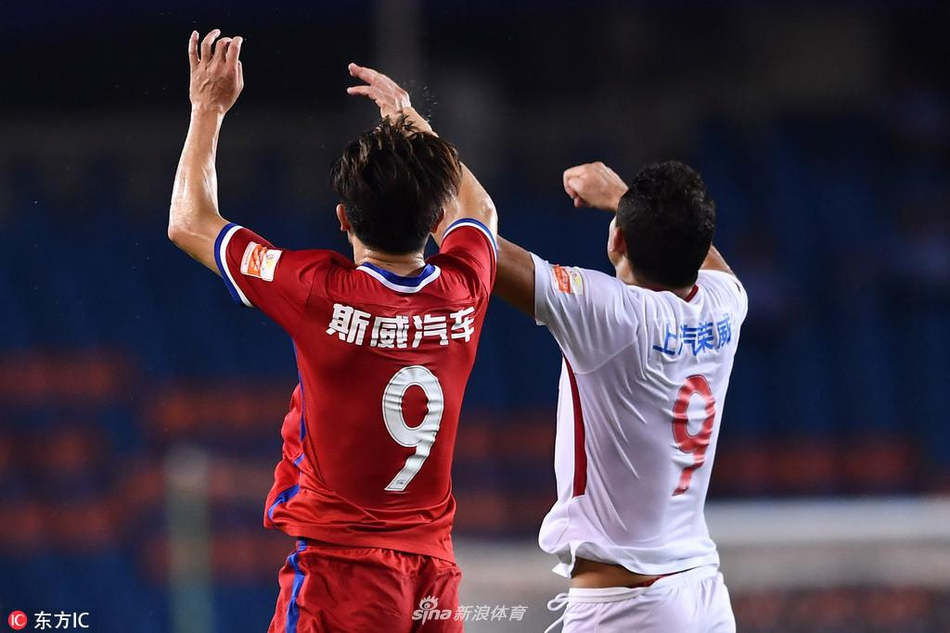 2019年8月15日 中超 广州恒大vs重庆斯威 比赛视频
