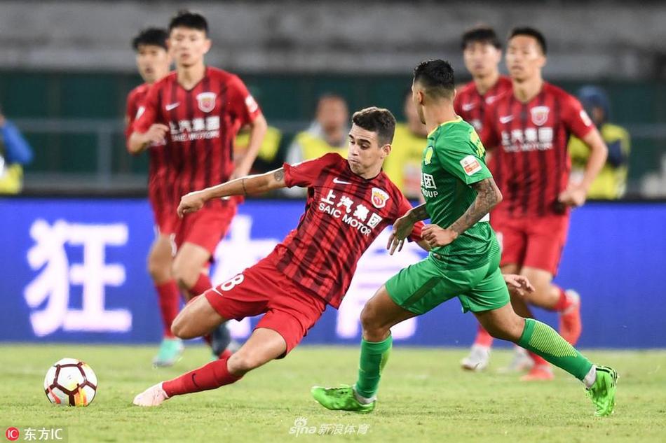 2019年6月14日 中超 北京国安vs上海申花 比赛视频