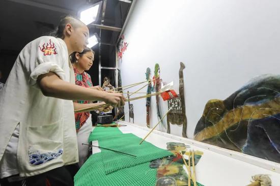 规划面积8万平方米 全市首个海派皮影文化园落户张江