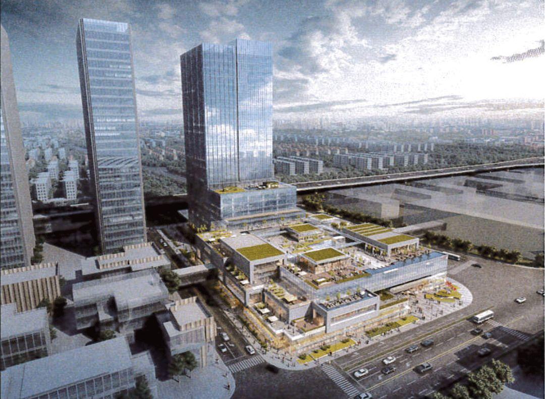 前滩又有新动作:拟建一栋26层办公塔楼 4层商业裙房_新浪上海_新浪网