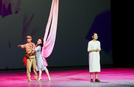 《大幕开启》携手《战上海》 用杂技语言打开红色记忆大门