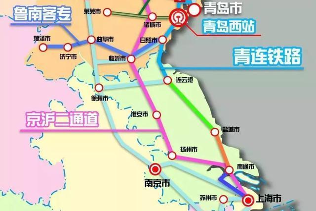 视频:青连铁路力争年底通车 上海至青岛仅需3.5小时