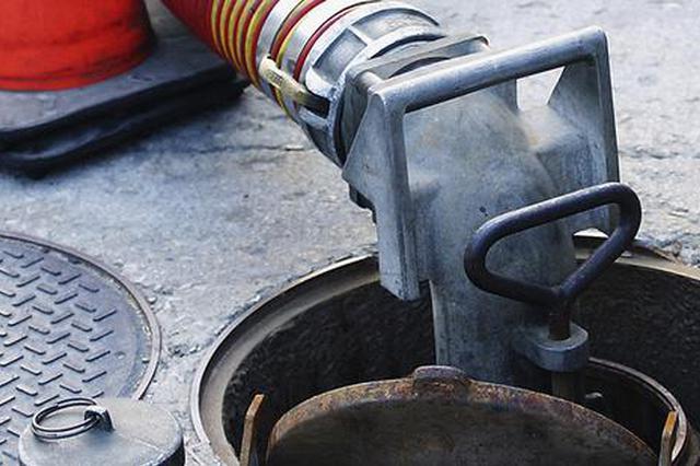 黄浦黄金地段商品房废弃化粪池将改造 预计两周内完工