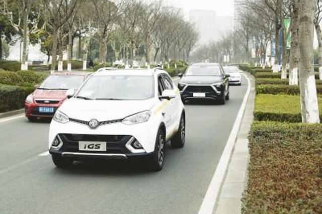 上海无人驾驶汽车上路测试首月 3千公里零事故零违章