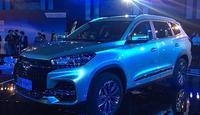 瑞虎旗舰SUV正式发布 预售价10-14.1万