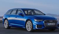 新奥迪A6 Avant官图发布 新车造型优雅