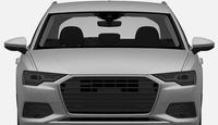 奥迪换代A6 Avant专利图 有望明年亮相