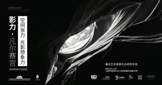 """""""影力·凡尔赛宫"""" 空间张力 光影想象力 著名艺术家杨冬白老师专场"""