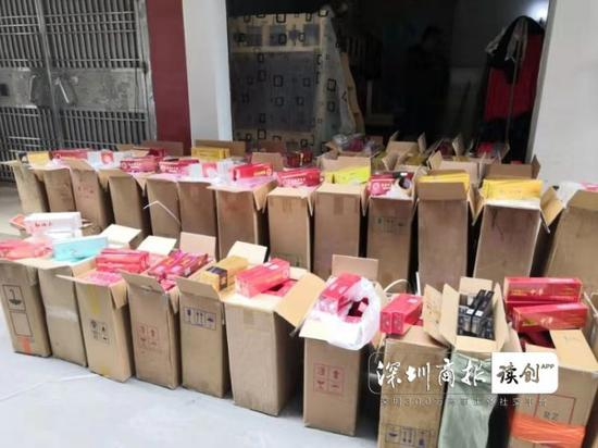你買到假煙了嗎 深圳坪山警方查獲假煙2367條