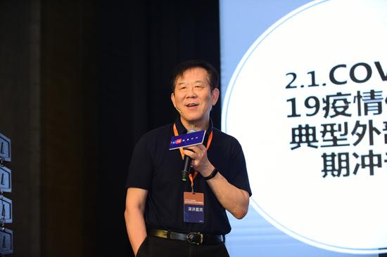 深圳市原副市长、哈工大深圳经管学院教授唐杰