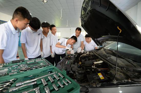 全国人大审议职业教育法修订20年来首次大修