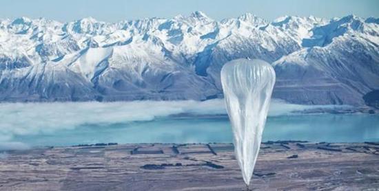 谷歌母公司打算关掉热气球Loon项目