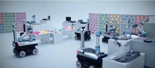 联想挑战波士顿动力 晨星机器人以实用性获外媒广泛关注