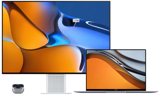 无线投屏、全屏办公,HUAWEI MateBook 16与MateView显示器开启办公、创作无线体验