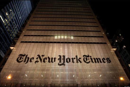 《纽约时报》在奥运会报道中启用AR技术:可详解运动项目过程