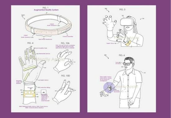 脸书将推出AR眼镜的新专利