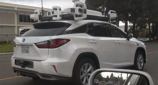 蘋果自動駕駛專利曝光 涉及懸架結構和線控轉向系統