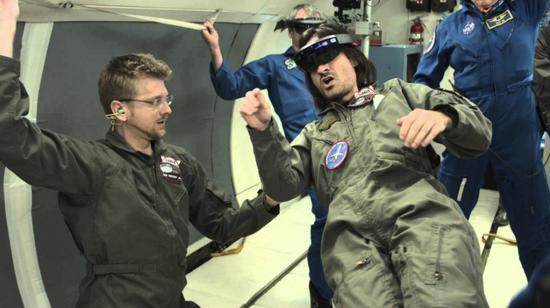 NASA 将在国际空间站的维护中使用 HoloLens 头显