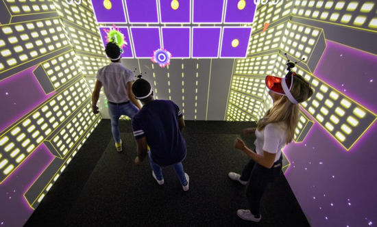 Electric Gamebox融资2500万美元 五年内将新开千家分店