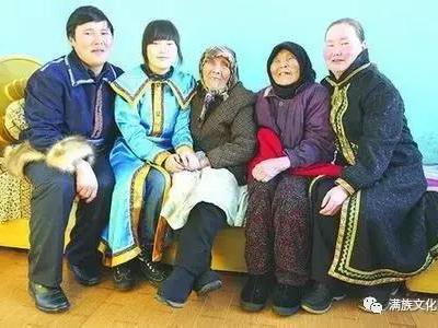 东北亚人种漫谈--通古斯人