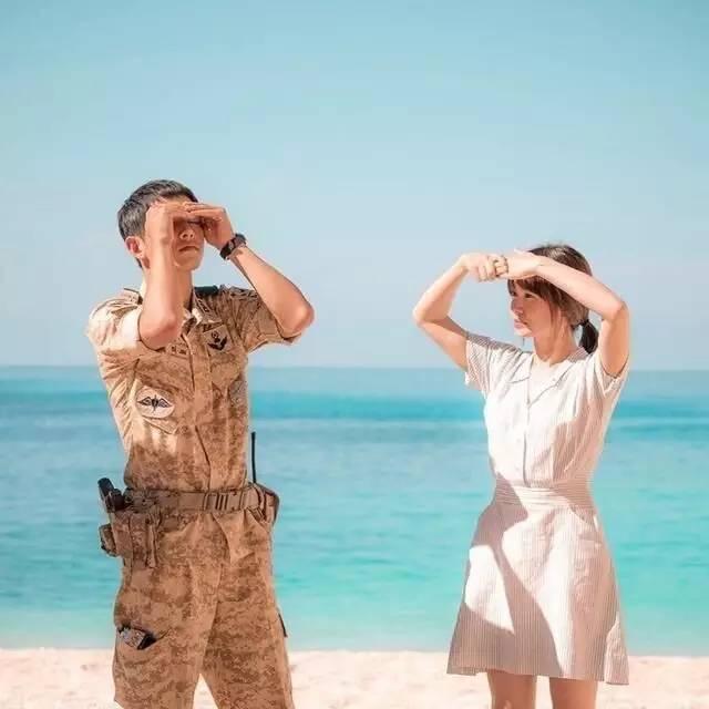 宋慧乔&宋仲基:最高级的秀恩爱,就是直接结婚