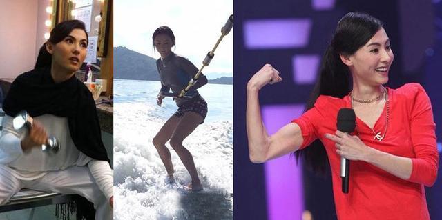 娱乐圈十大健身女神,赵丽颖排第四,第一竟是她! 时尚潮流 第24张