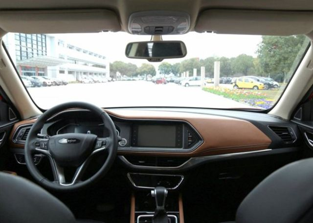 隔空喊長城 吉利 長安新款SUV CS55上市高清圖片