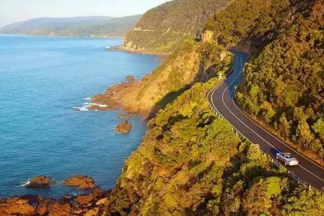 澳大利亚地�_随心所欲地以你喜欢的节奏,自由自在地驰骋于澳大利亚的美景画卷之中