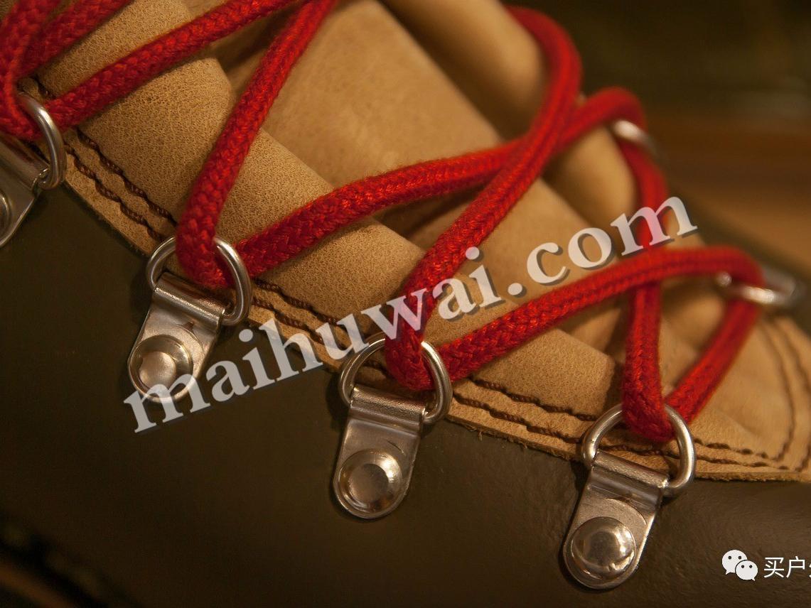 徒步旅行中鞋带的正确绑法 你的鞋带系对了吗?