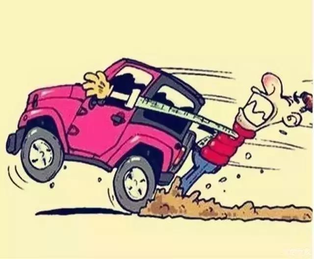 开车出门难免遇到意外,这些应急故障技巧都得懂