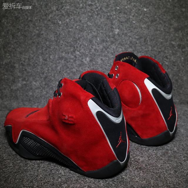 这些注入了汽车元素的球鞋,你能认出TA们的模仿对象吗?