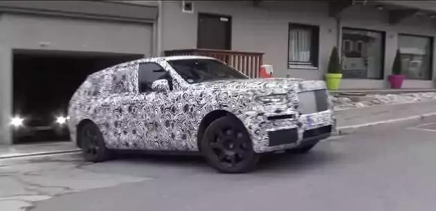 """劳斯莱斯""""史上最奢华SUV""""即将发布 正在纽北刷圈中"""
