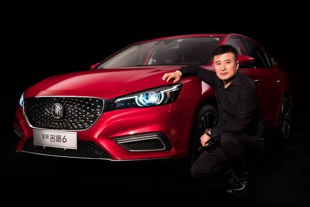 """中国最美轿跑""""全新名爵6"""",携MG百年运动基因重回国际"""